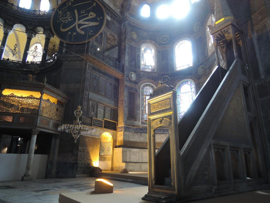 Chram Bozi Moudrosti (Hagia Sophia)