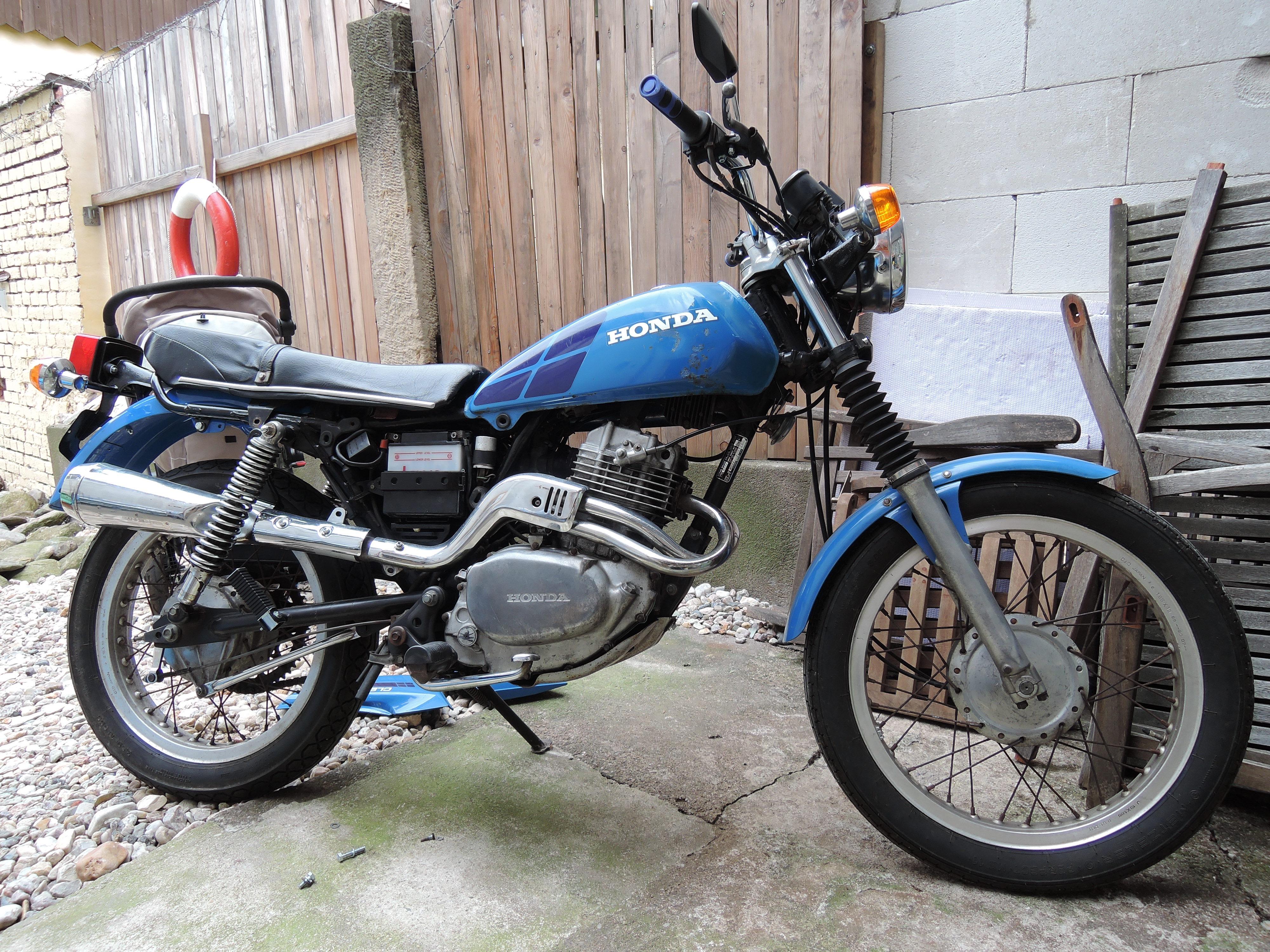 Honda CL250S