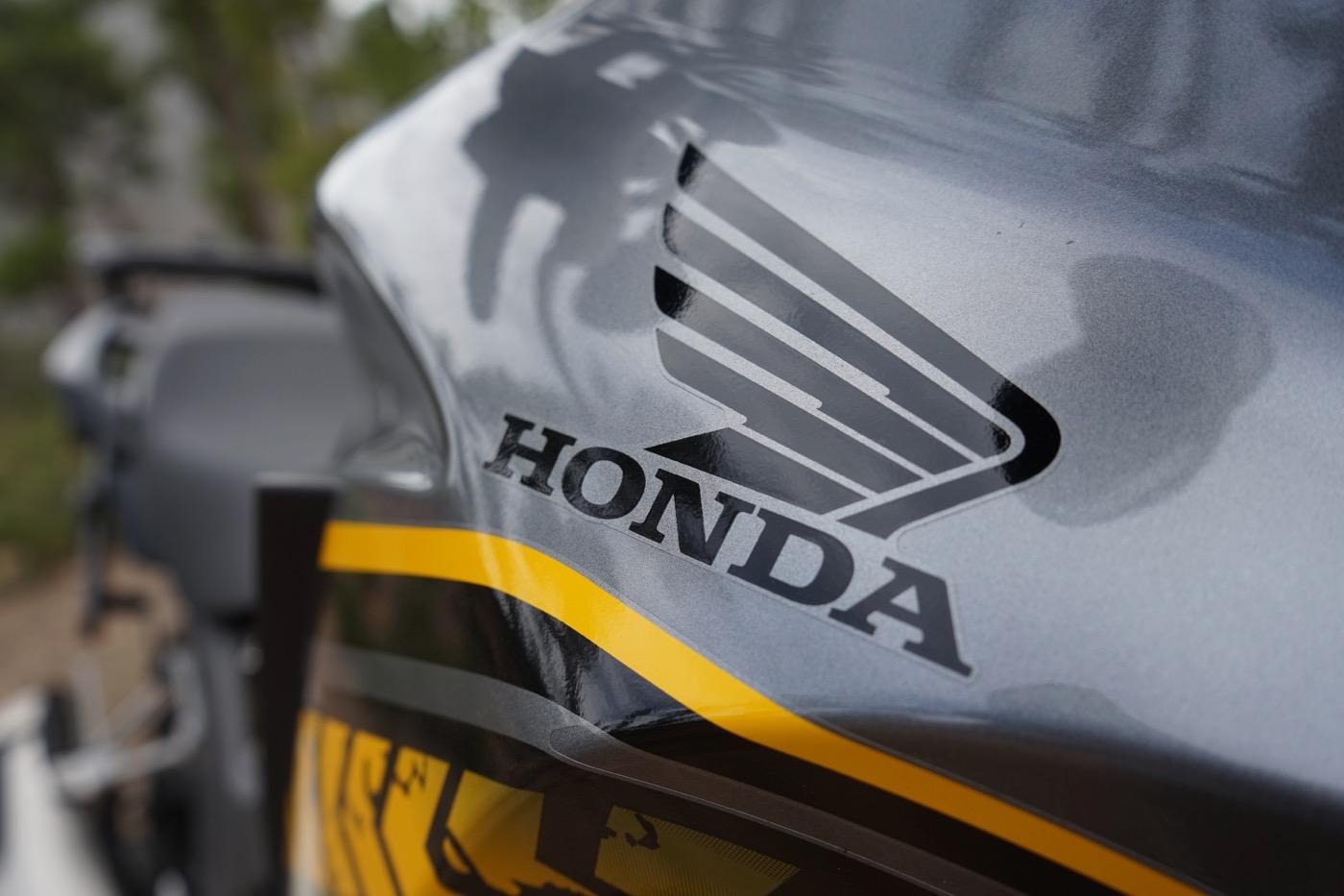 Honda CB500X - detail