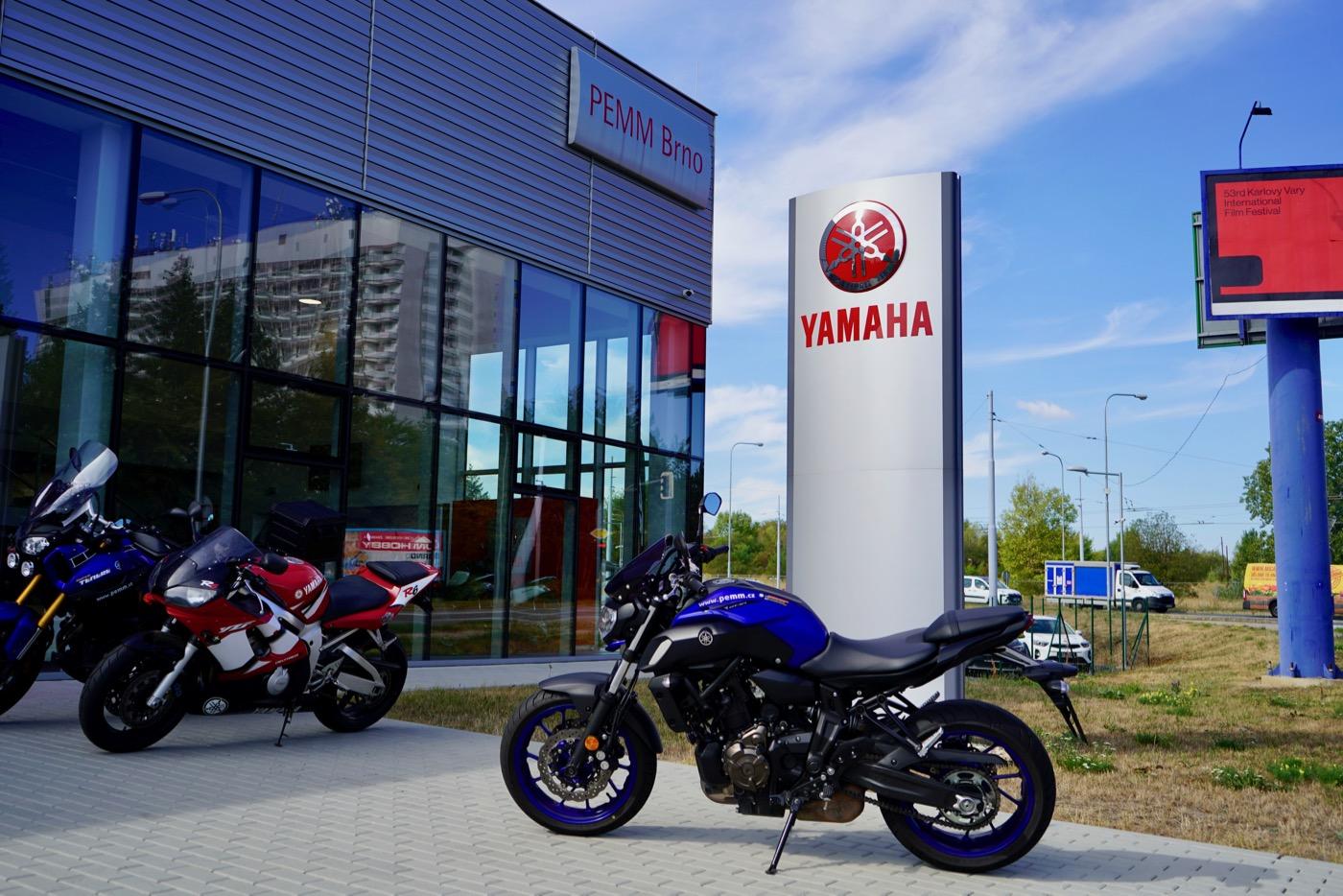 Yamaha PEMM Brno
