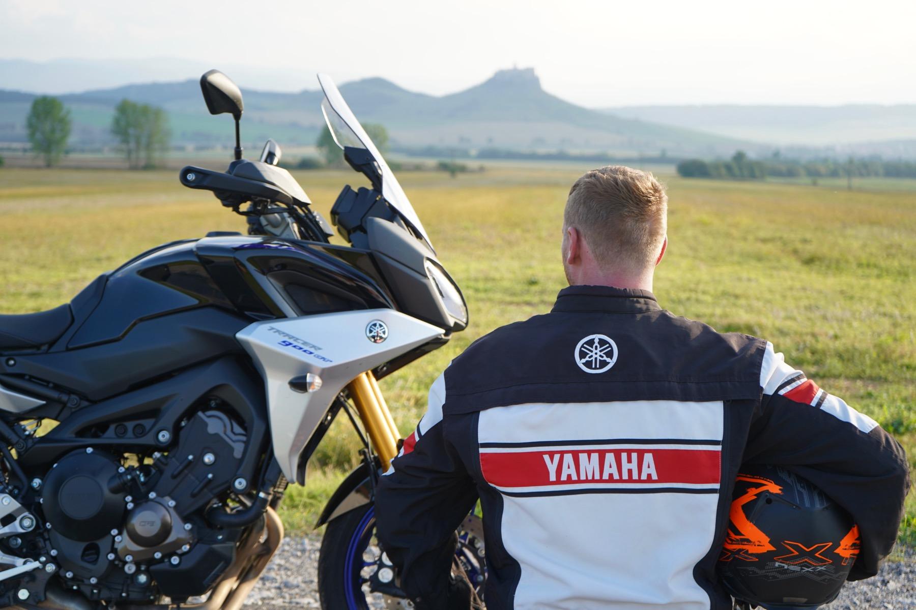 Yamaha Tracer 900 GT test v češtině
