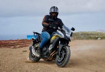 Recenze Honda CB500X