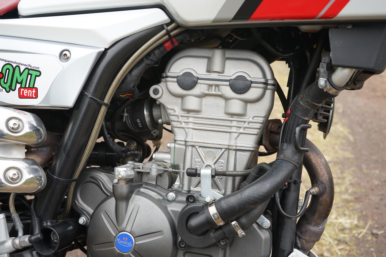 Motor Piaggo / Aprilia / Derbi 125 DOHC