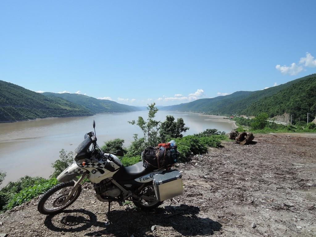 Podel Dunaje do Oršovy