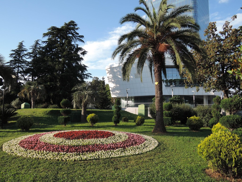 Gruzie Batumi