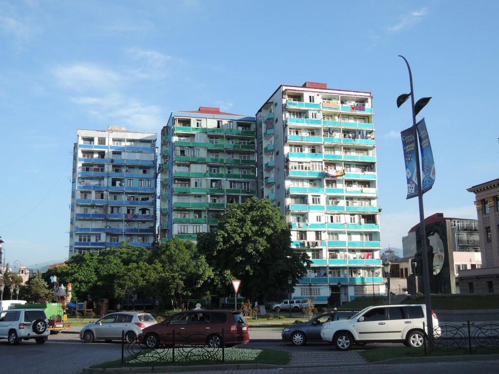 Gruzie Batumi 2