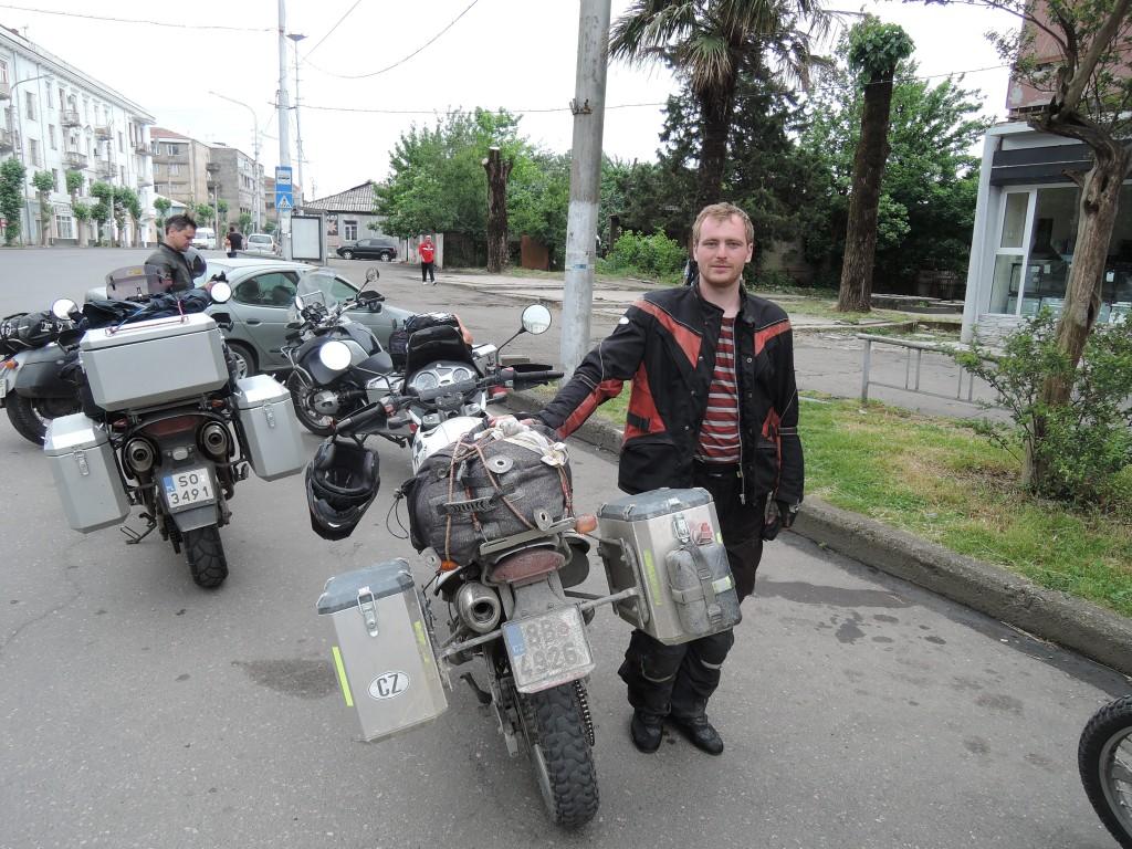 Setkání v Kutaisi, Gruzie