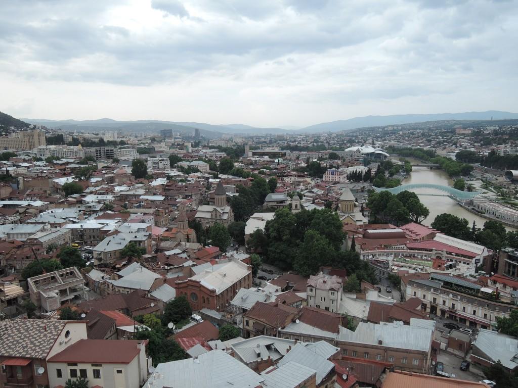 Tbilisi, Gruzie