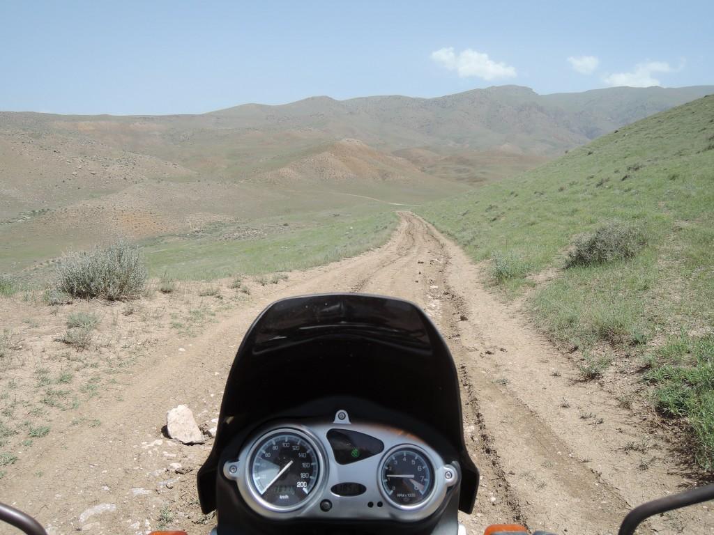 Offroad v Arménii