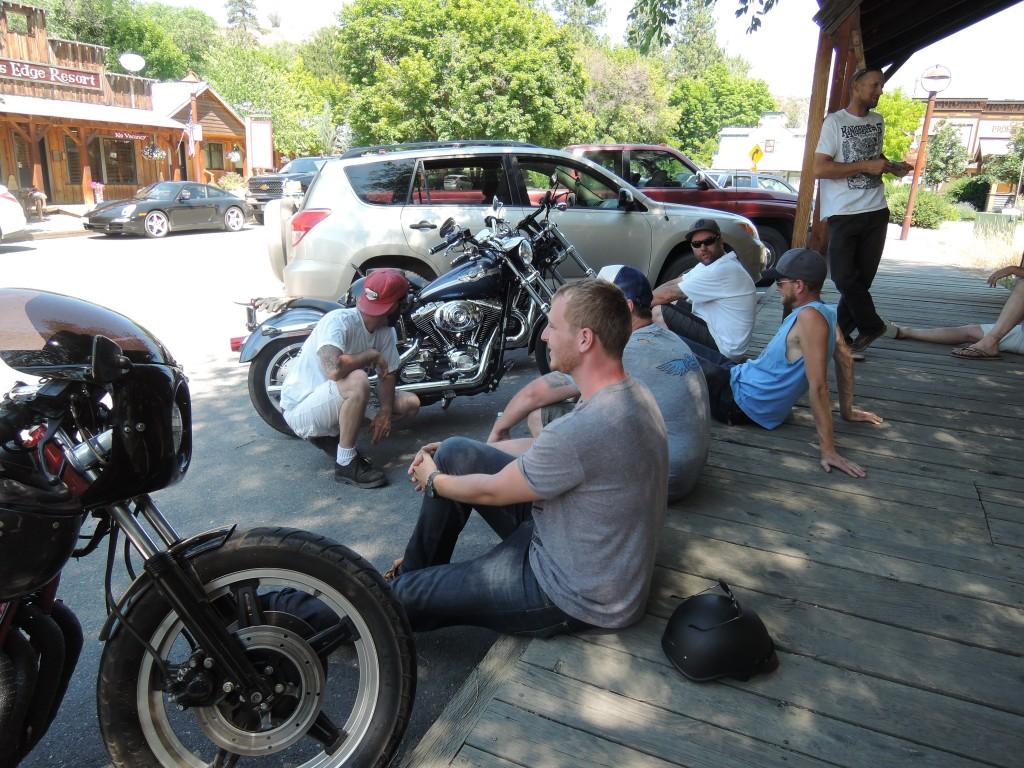 Moto Gang and me