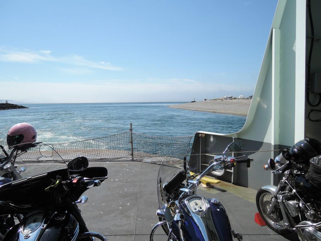 Ferry to Port Townsland