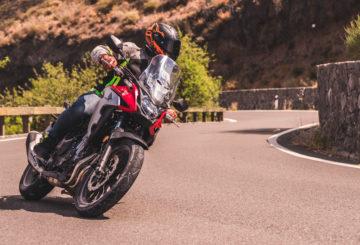 Honda CB500X 2019 recenze cz test