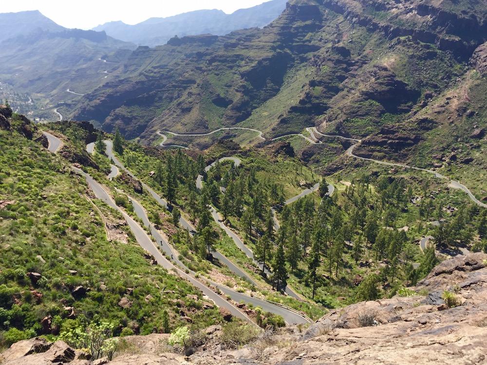 Gran Canaria - ráj pro motorky