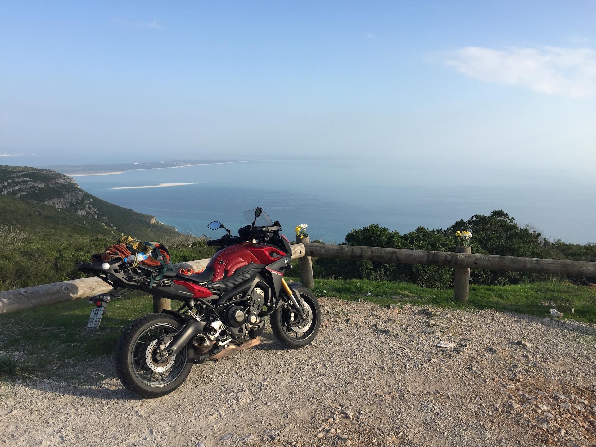 Portugalsko na motorce