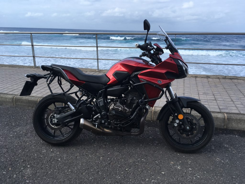 Yamaha Tracer 700 test v češtině