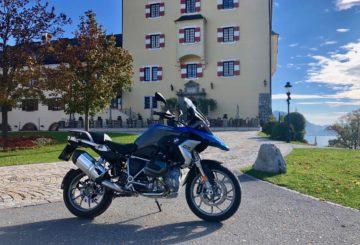 BMW R1250GS test v češtině