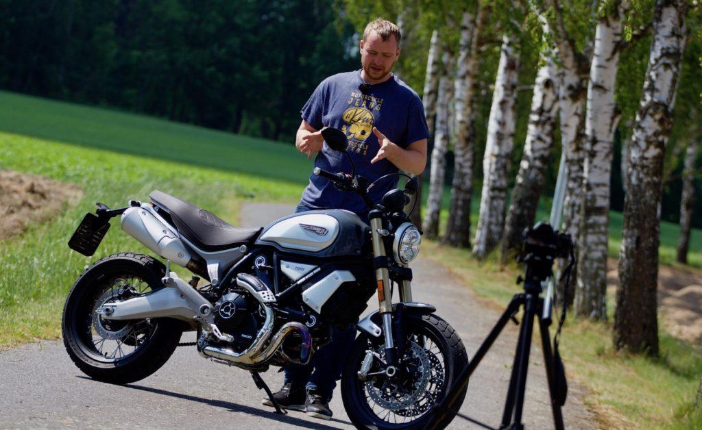 Ducati Scrambler 1100 nezávislý test