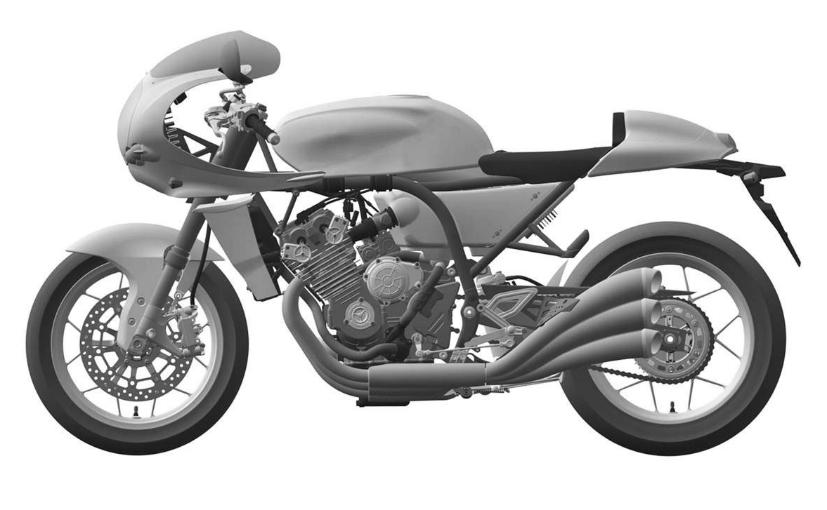 Chystá se nová Honda CBX 1000 3