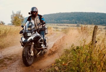 BMW R1200 GSA test